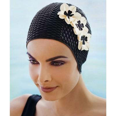 Распродажа. качественная резиновая шапочка для бассейна fashy фото №1