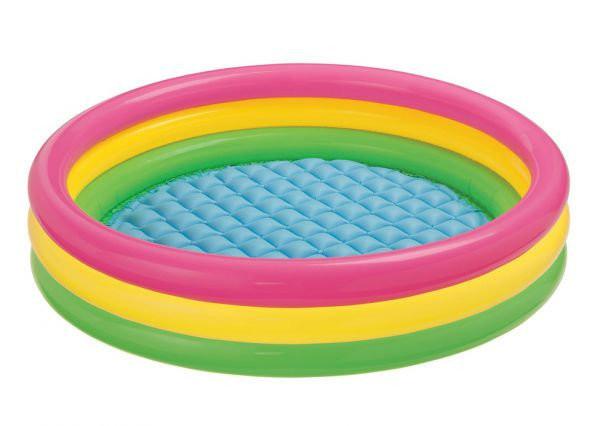 Детский надувной бассейн intex фото №1