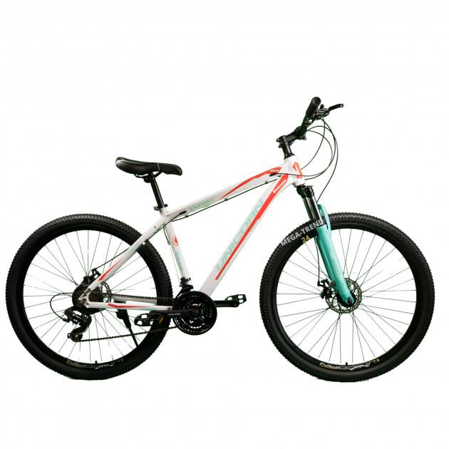 Велосипед 29 дюймов energy unicorn с алюминиевой рамой фото №1