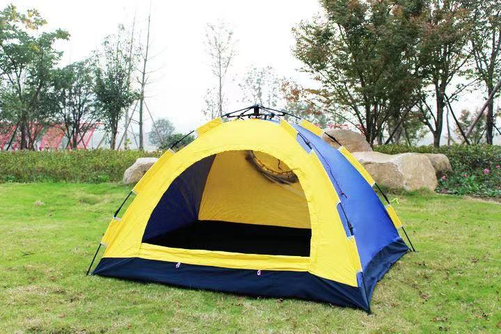 Палатка автомат 2х2 метра фото №1