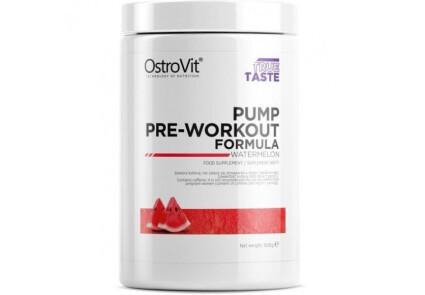 Предтренировочные комплексы ostrovit pump pre-workout formula фото №1