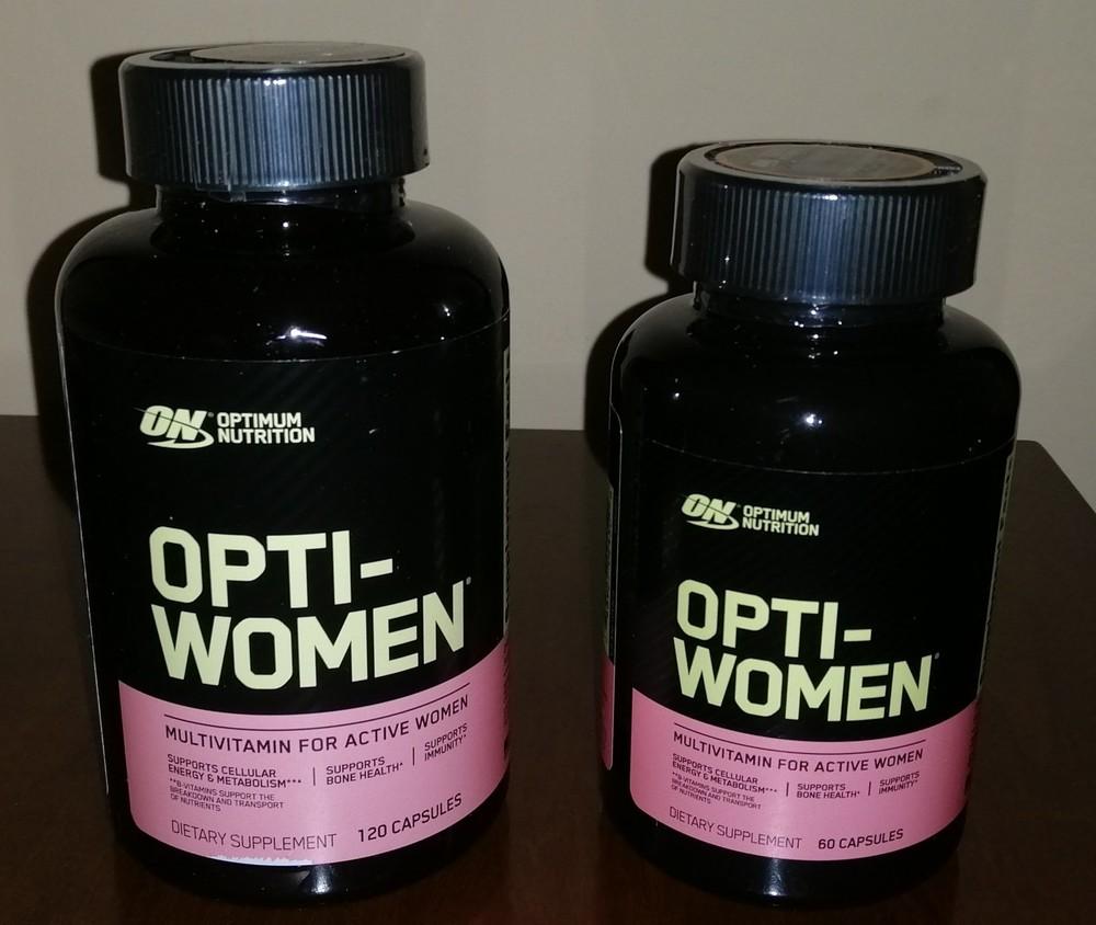 Мультивитаминный комплекс opti women фото №1