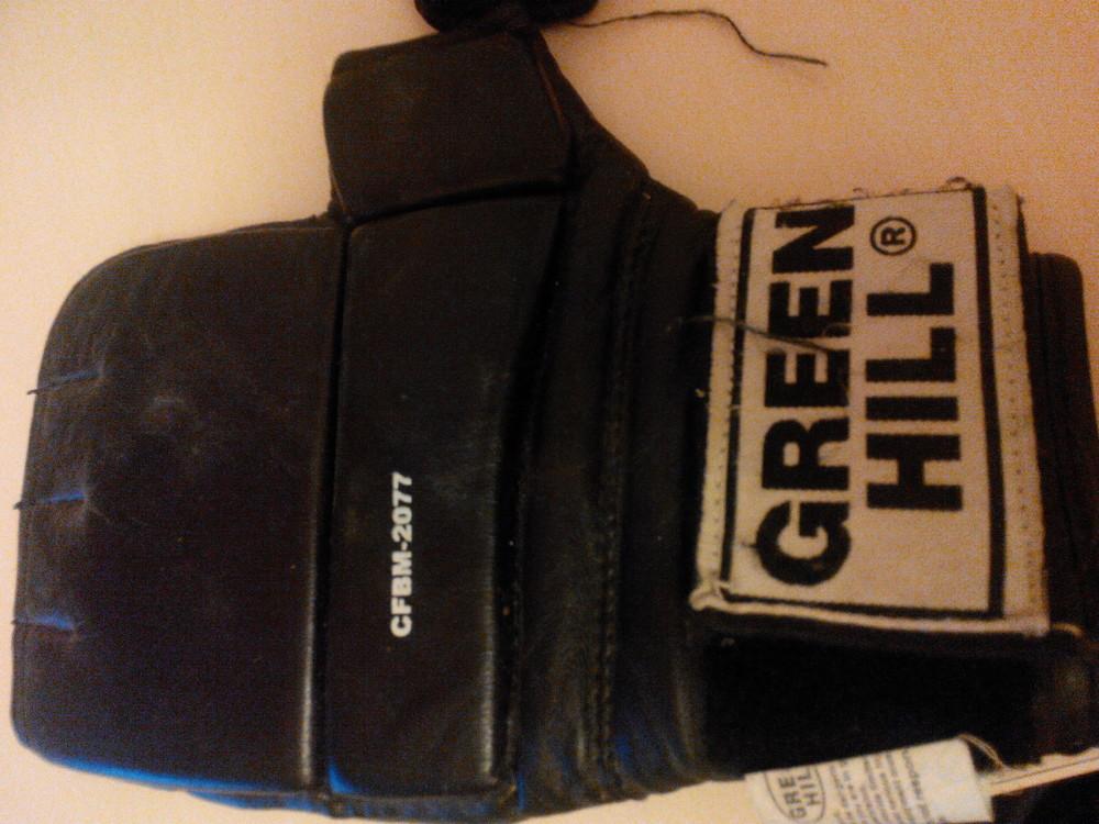 Green hill рукавички для mma р. м фото №1