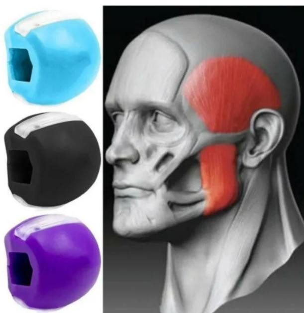 Тренажер для скул эспандер для скул тренажер для челюсти фото №1