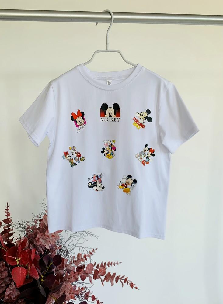 Детские футболки для мальчиков и девочек. рисунок и размер на выбор. фото №1