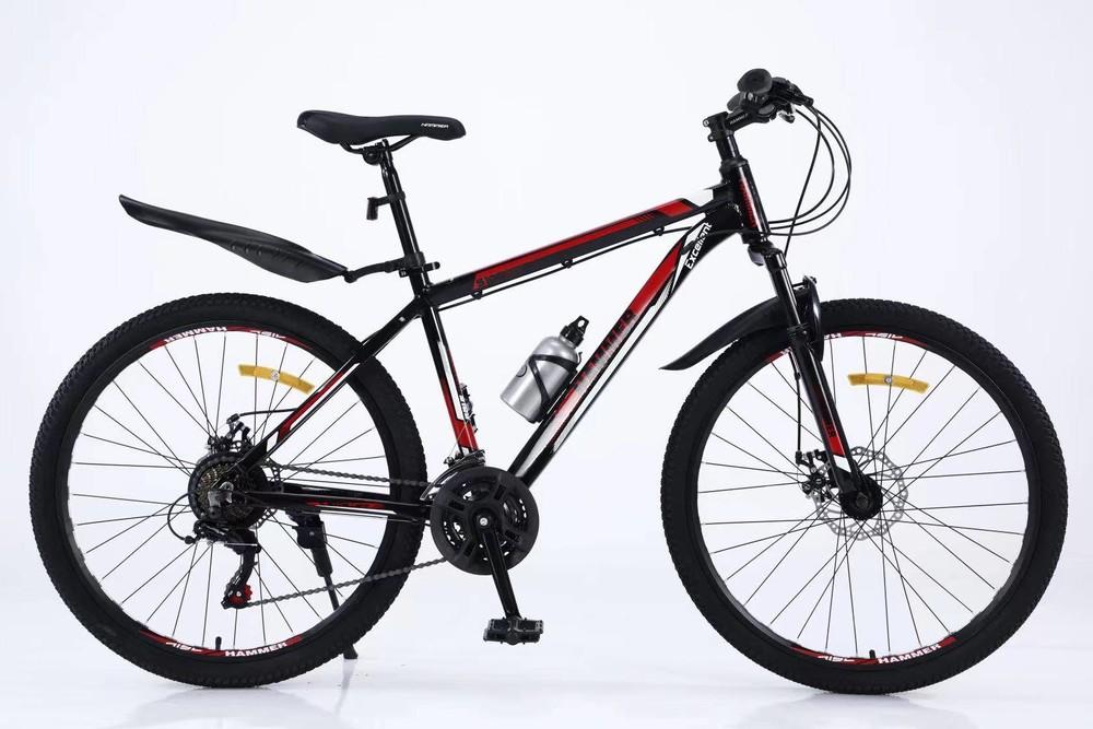 Велосипед горный 29 дюймов s100 hammer excellent найнер алюминька фото №1