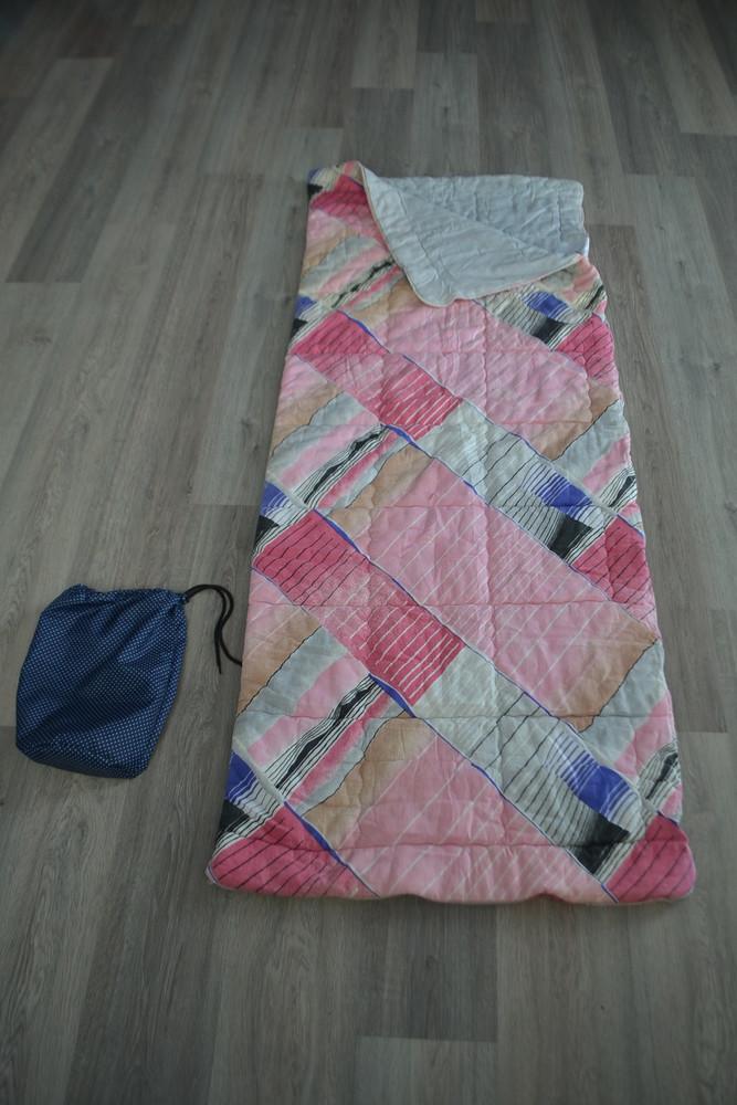 Теплый хлопковый спальник-одеяло фото №1