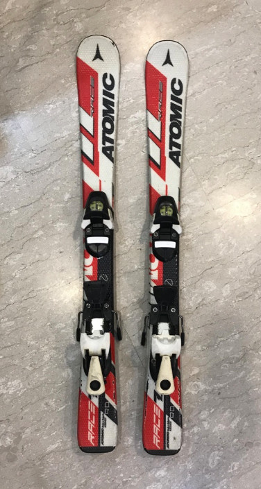 Лыжи atomic 90см фото №1