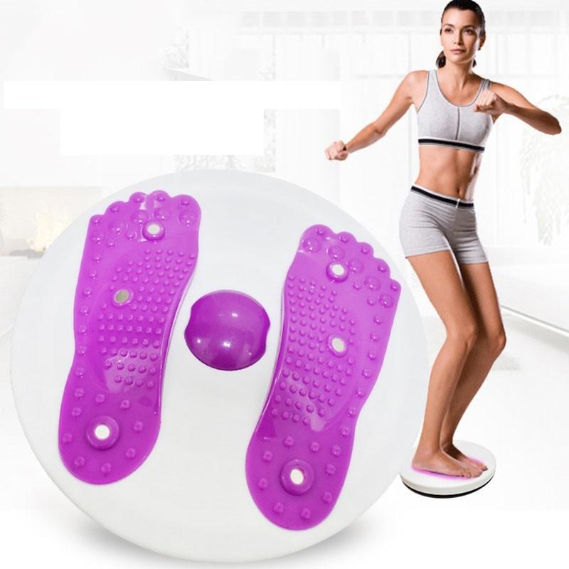 Тренажер для талии(диск здоровья) waist twisting disc похудение фото №1