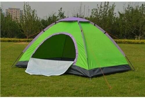 Палатка, четырех, 4, местная, 200х200х150см, туристическая, рыбацкая, универсальная, намет фото №1