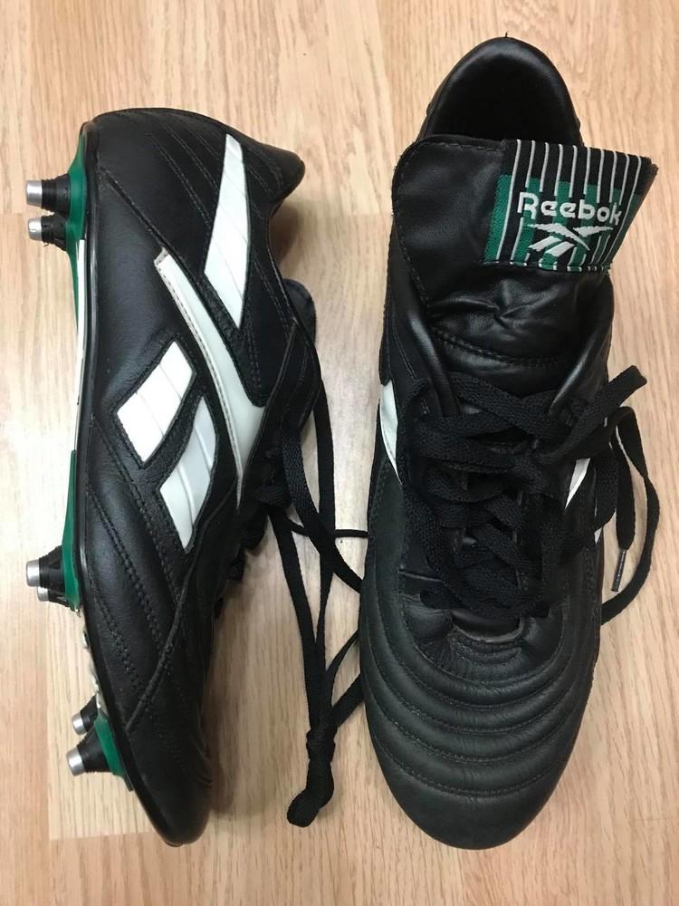 Бутсы копы reebok ботинки футбольные оригинал р.45-46 ст.30см фото №1