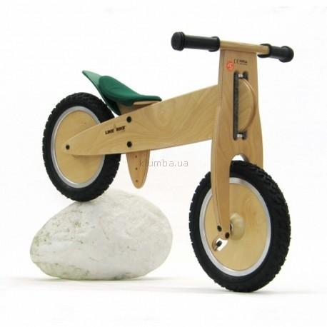 Детский велосипед Kokua LIKEaBIKE Forest (Беспедальный деревянный велосипед)