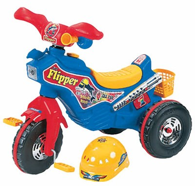 Детский велосипед Pilsan Flipper